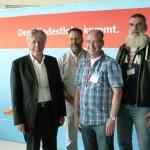 Betriebsrätekonferenz_vlnr_Rossmann_Heesch_Kniesche_Buuron