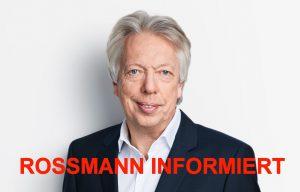 Rossmann informiert
